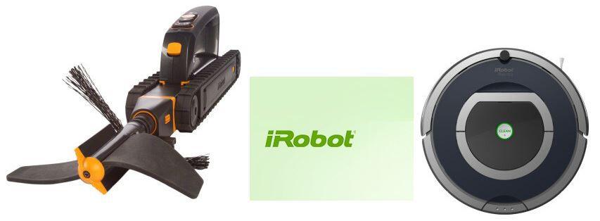 irobot Looj 330   Dachrinnen Reinigungsroboter statt 196€ ab 89€ im iRobot Sale bei Vente Privee