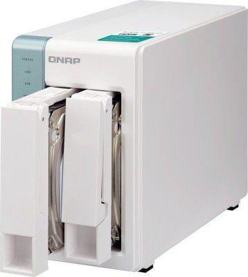QNAP TS 251 NAS Leergehäuse für 249€   NAS System ohne Festplatten