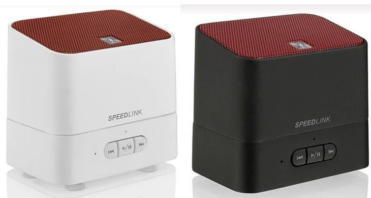 Speedlink TOKEN   mobiler Blutooth Lautsprecher für 17,99€