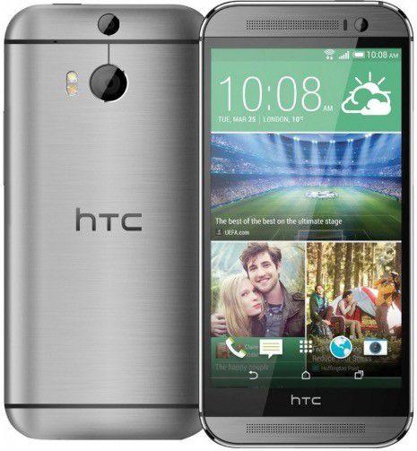 HTC One (M8)   Android Smartphone mit 16GB für 219,90€ (statt 243€)