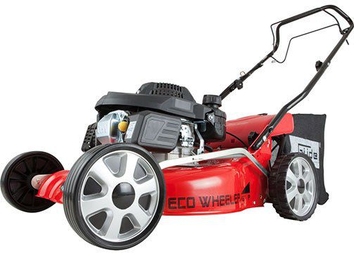 Güde ECO Wheeler 461 P Benzin Rasenmäher für 134,99€ (statt 165€)