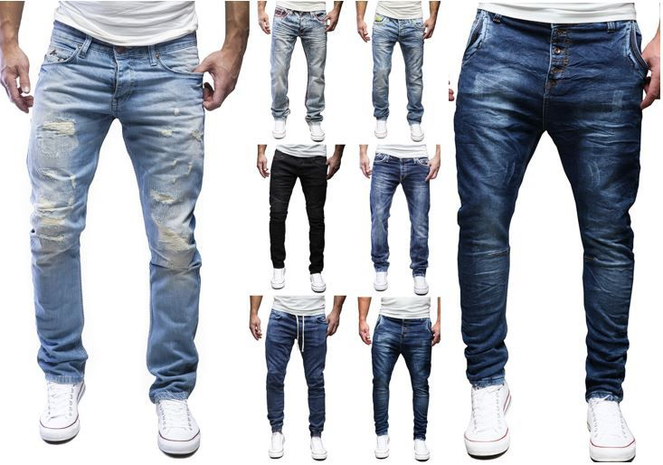 AMICA by MERISH   Straight Fit & Slim Fit Jeans für je 24,90€