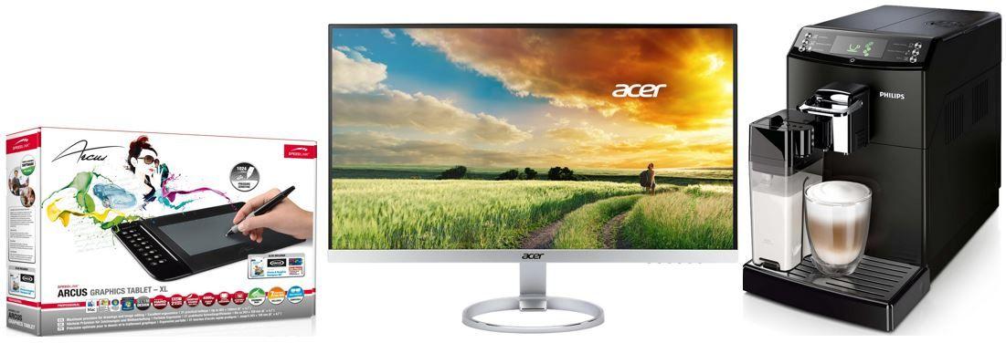 Acer H257   25 Zoll ZeroFrame Monitor bei den 51 Amazon Blitzangeboten bis 11Uhr