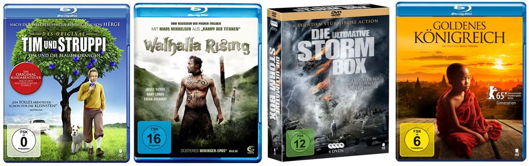Amazon DVD Angebote