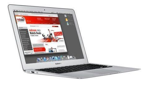 Apple MacBook Air 11 Zoll MD711D:B