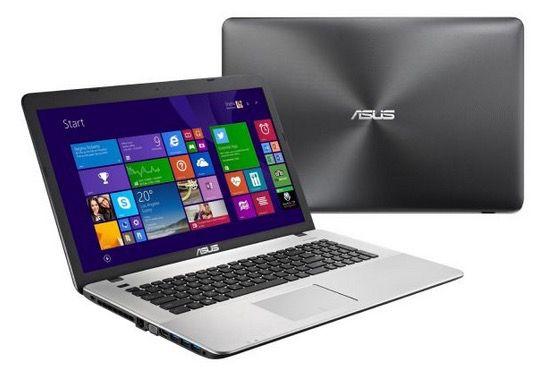 Asus X751 F751LK T4060H   17 Zoll Full HD Notebook für 549€