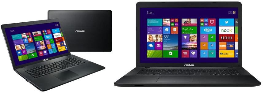 Asus X751 / F751LN TY114D   17 Zoll Notebook mit i5, 4GB, NVIDIA GeForce 840M Grafik ab 419€