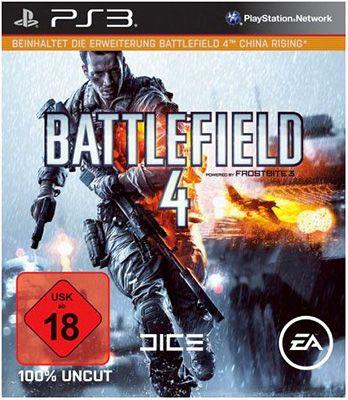 Battlefield 4 (PS3) + China Rising Erweiterungspack für 9,99€