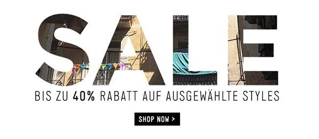 Bench Sale mit bis zu 70% Rabatt auf ausgewählte Styles und kostenlosem Versand