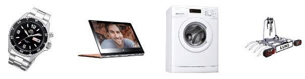 Prime Day Angebote von 13 bis 14 Uhr – z.B. Samsung Side by Side Kühl Gefrier Kombi