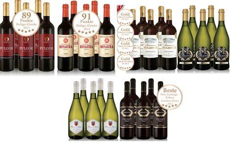 Bildschirmfoto 2015 07 24 um 08.23.54 Prämierte Weinpakete mit 10 Flaschen Wein ab 34,90€