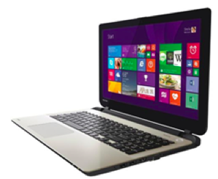 Toshiba Satellite 15,6 Notebook (Intel Core i5, 8GB RAM, 1 TB HDD, AMD Radeon R7) für 449€