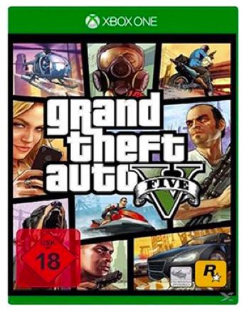 GTA 5 für Xbox One ab 24,99€ und mehr coole Games   Update