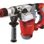 Einhell RT-RH 32 Bohrhammer im Koffer + 3 Bohrer + 2 Meißel für 79,90€ (statt 91€)