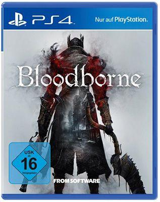 Bloodborne (PS4) für 44,69€   nur 9 Stück verfügbar