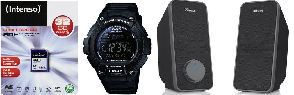 Casio Herren-Armbanduhr XL