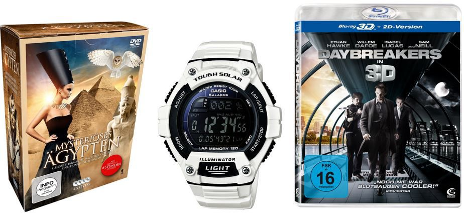 Casio Herren Armbanduhr   bei den 28 Amazon Blitzangeboten bis 11Uhr