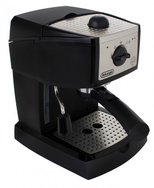 DeLonghi EC156.B Siebträger Espressomaschine für 68,90€ inkl. Versand