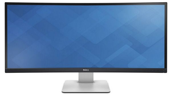 Dell Ultrasharp U3415W   34 Zoll WQHD Curved Monitor mit IPS Panel für 673,45€
