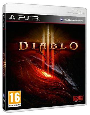 Diablo 3 (PS3) für 10,10€ bei Amazon.fr