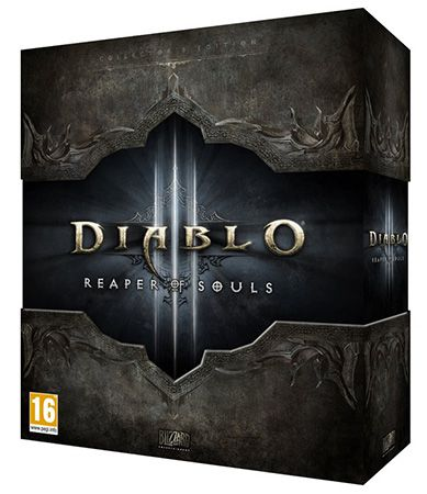 Diablo 3: Reaper of Souls (AddOn) Collectors Edition für PC/Mac für 37,90€