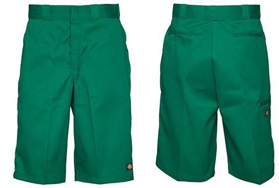 Dickies Herren Shorts Grün für 20,94€   noch viele Größen verfügbar