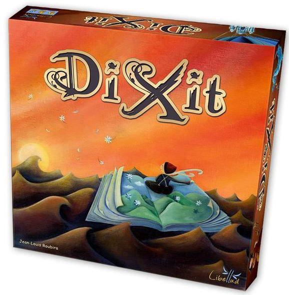 Dixit Dixit. Spiel des Jahres 2010 für 18,70€   dank 15% Gutscheincode auf Filme, Musik & Spielwaren @ Buch.de