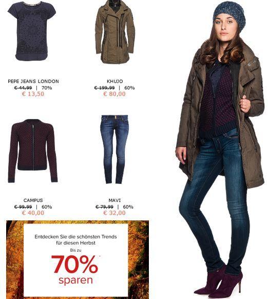 dress for less   70% Rabatt Sale + 10% Gutschein