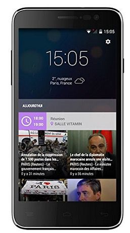 DuneTek Vitamin A LTE Smartphone für 104,72€   5 Zoll, 8GB, Dual SIM, Android 4.4