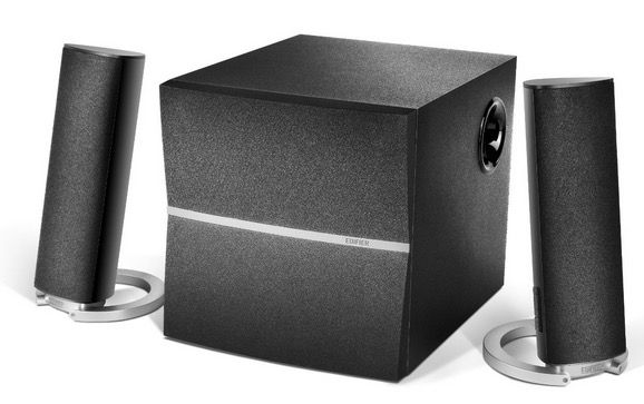 Edifier M3280BT 2.1 Lautsprechersystem mit Bluetooth für 79,54€