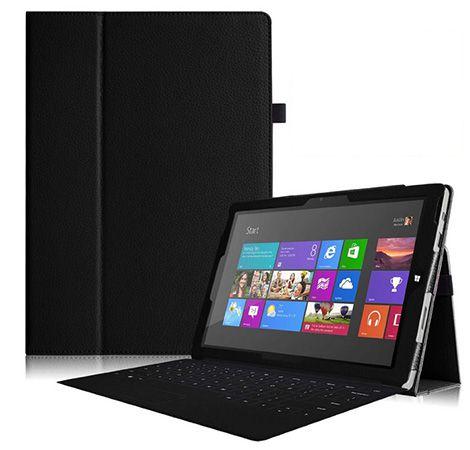 Fintie Microsoft Surface Pro 3 Hülle ab 5,99€   Hochwertige Kunstleder Slim Fit Stand Tasche
