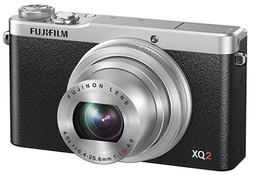 Fujifilm XQ2 Full HD Kompaktkamera   12 MP, X Trans CMOS II Sensor, Intelligenter Hybrid AF für 288€