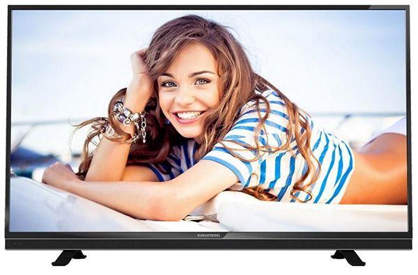 Grundig 55 VLE 841 BL   55 Zoll 3D Full HD Fernseher mit Triple Tuner für 499€