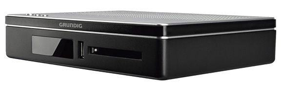 Grundig DSR 8200 Grundig DSR 8200 Digitaler Sat Receiver mit USB Recording für 49€