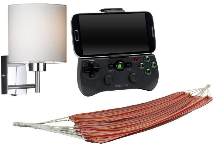 Speedlink Myon Bluetooth Controller für Tablet Smartphone Computer für 19,99€   bei den 19 Amazon Blitzangeboten ab 18Uhr