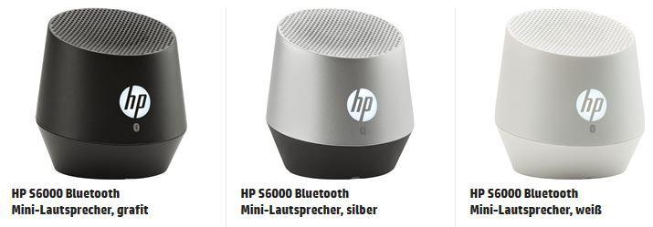 HP mobiler Lautsprecher