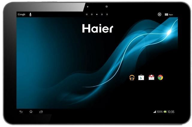 Haier Pad 1043   10 Zoll Android 4.4 Tablet für nur 129€
