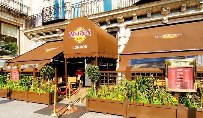 London: 3 bis 5 Tage für Zwei inkl. Silver Menü im Hard Rock Café Übernachtung: 4* Ramada Hotel & Suites London Docklands ab 270 €