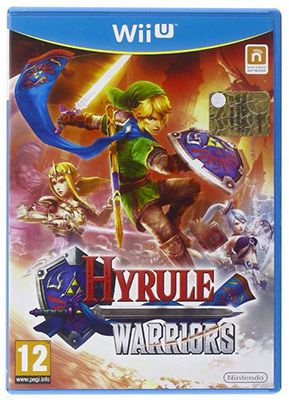 Hyrule Warriors (Wii U) für 28,22€
