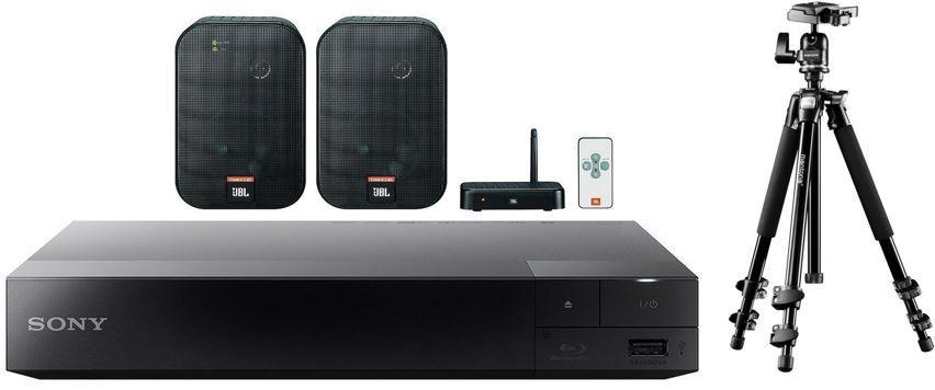 JBL Control 2.4 G Wireless Lautsprecher für 139€   bei den 27 Amazon TOP Blitzangeboten ab 18Uhr