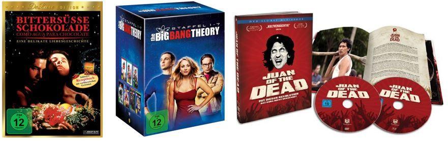 Juan of the Dead   Collectors Edition Mediabook (DVD+Blu ray) ab 8,97€ bei den Amazon DVD und Blu ray Angeboten der Woche