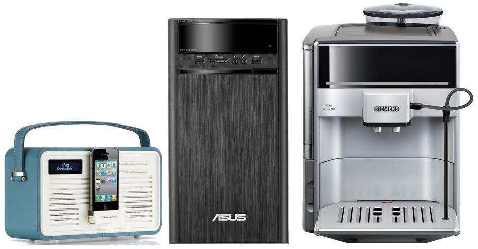 Kaffeevollautomat Severin BC 7055 Floorcare Bodenstaubsauger   bei den 58 Amazon Blitzangeboten bis 11Uhr
