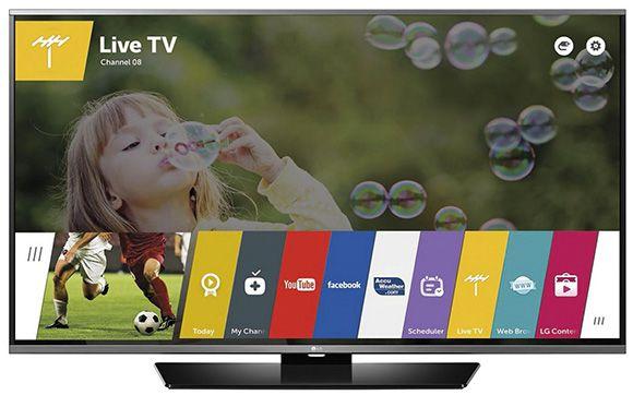 LG 40LF630V   40 Zoll Full HD Fernseher mit WLAN und Triple Tuner für 375,99€