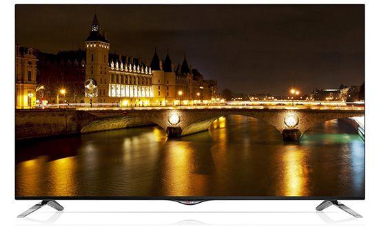LG 49UB830V   49 Zoll 3D UHD Fernseher mit Triple Tuner und WLAN für 699€