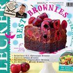 """""""Lecker"""" Koch Magazin im Jahresabo für effektiv 5€ dank 30€ Prämie"""