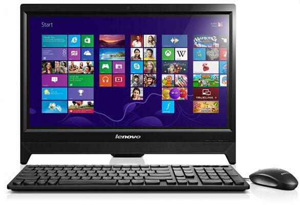Lenovo IdeaCentre C260 57328495   19,5 Zoll All in One PC mit Touchscreen für 359€