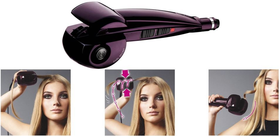 BaByliss C1000E Curl Secret Lockendreher für 79,99€