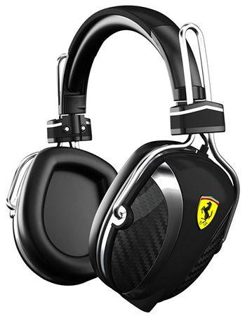 Logic 3 Ferrari P200 Over Ear Kopfhörer für 59,99€