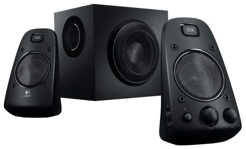 Logitech Z623   2.1 PC Lautsprechersystem statt 132€ für 88€