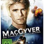 MacGyver – Die komplette Collection (38 DVDs) für 29€ (statt 50€)
